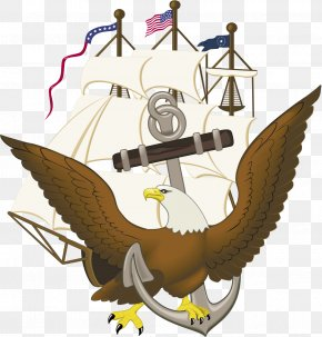 Anchor - Symonds Flags And Poles Flag Of The United States Navy Flag Officer PNG