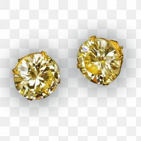 Diamond Stud - Earring Jewellery Necklace Diamond PNG
