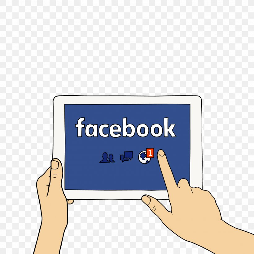 Facebook Euclidean Vector Download Icon, PNG, 1600x1600px, Facebook, Area, Brand, Communication, Finger Download Free