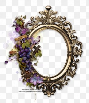 Mirror - Borders And Frames Picture Frames Mirror Decorative Arts MCS Oval Wall Frame PNG