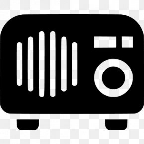 Radio - Internet Radio Download WHITE RADIO PNG