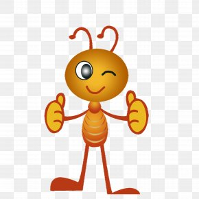Ant - Ant Cartoon PNG