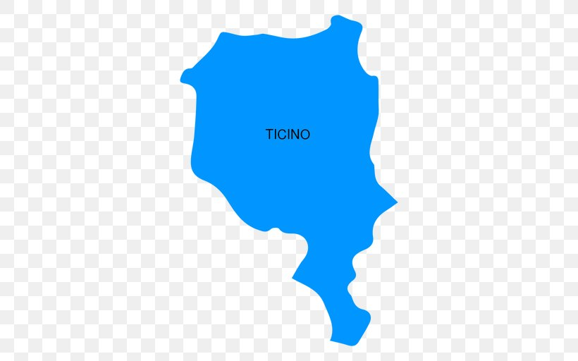 Canton Ticino Map Flag, PNG, 512x512px, Canton Ticino, Area, Blue, Fahne, Flag Download Free