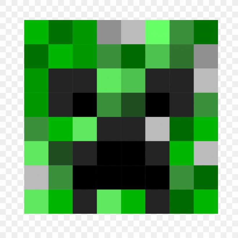 Minecraft Pixel Art Clip Art Png 2400x2400px Minecraft Area Face Green Pixel Art Download Free