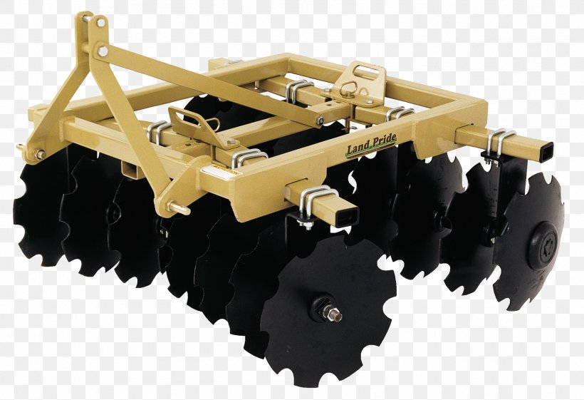 Disc Harrow Agriculture Cultivator Manufacturing, PNG