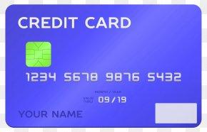 Credit Card Vector - Credit Card Payment Debit Card EMV Cash PNG