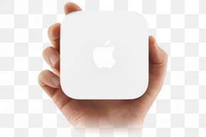 Apple - AirPort Express Apple Wireless Router PNG