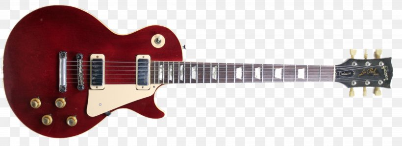 Gibson Les Paul Custom Epiphone Les Paul Electric Guitar, PNG, 4848x1771px, Watercolor, Cartoon, Flower, Frame, Heart Download Free