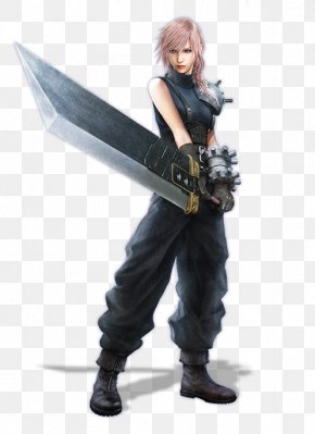 Final Fantasy XIII - Lightning Returns: Final Fantasy XIII Final Fantasy VII Cloud Strife PNG