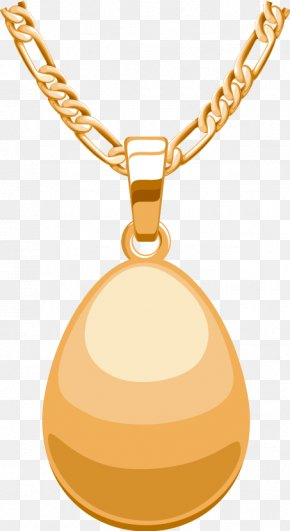 Bright Gold Jewelry - Pendant Jewellery Necklace Gold PNG