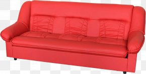 Red Sofa Image - Couch Sofa Bed Furniture Divan PNG
