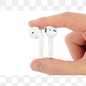 Headphones - AirPods Headphones Apple Earbuds IFixit PNG