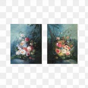 Still Life - Still Life Acrylic Paint Picture Frames Modern Art PNG