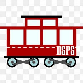 Train - Passenger Car Train Rail Transport Railroad Car Clip Art PNG