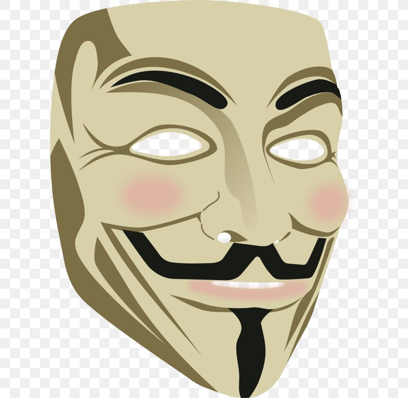 Guy Fawkes Mask Anonymous Clip Art, PNG, 619x800px, Guy Fawkes Mask, Anonymous, Art, Autocad Dxf, Cheek Download Free