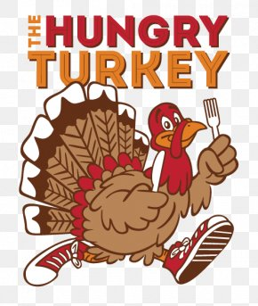 Day After Thanksgiving - Turkey Trot Thanksgiving Day Race Clip Art Turkey Meat PNG