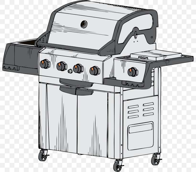 Barbecue Ribs Char Siu Grilling Drawing, PNG, 800x718px, Barbecue, Barbecuesmoker, Char Siu, Cooking, Drawing Download Free