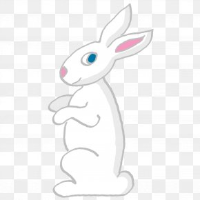 Bunny - Bugs Bunny Easter Bunny Rabbit Drawing Clip Art PNG