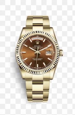 Rolex - Rolex Datejust Rolex Submariner Rolex Day-Date Watch PNG