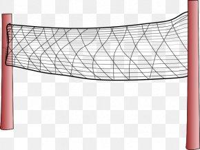 Net Cliparts - Volleyball Net Clip Art PNG