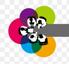 Vector Business Meetings - Teamwork Euclidean Vector Vexel PNG