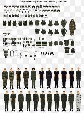 The Chinese People's Liberation Army - Pixel Art DeviantArt Military PNG