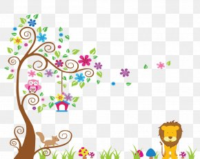 Cartoon Wall Painting - Paper Wall Decal Sticker Polyvinyl Chloride PNG