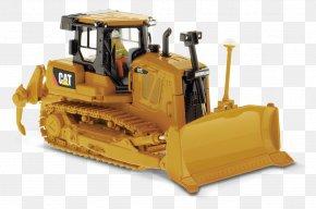 Bulldozer - Caterpillar Inc. Caterpillar D7 Continuous Track Bulldozer Tractor PNG