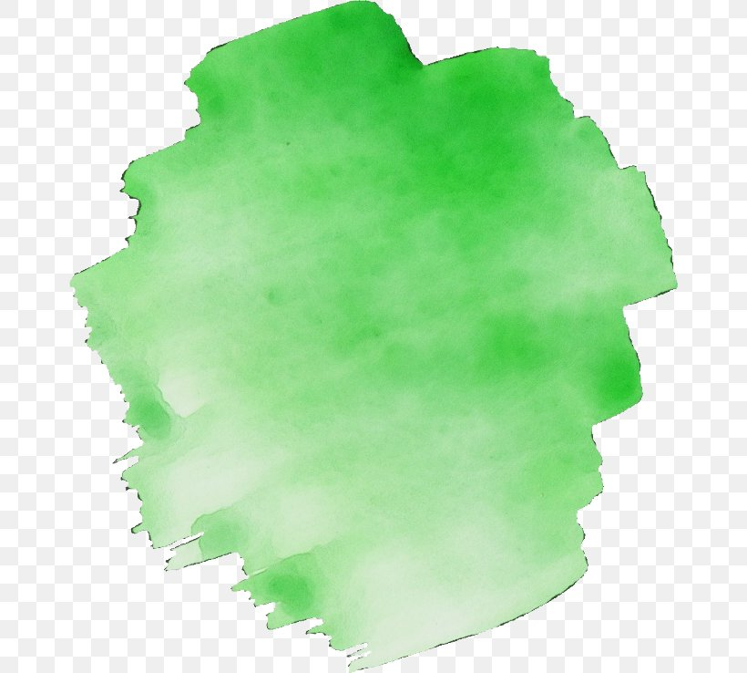 Green Leaf Paint, PNG, 668x738px, Watercolor, Green, Leaf, Paint, Wet Ink Download Free