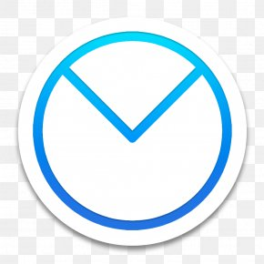 Send Email Button - Airmail MacOS Email Client PNG