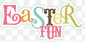Love My Family - Scrapbooking Easter Egg Hunt Clip Art PNG