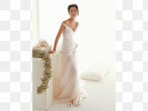 Pink Wedding Dress - Wedding Dress Bride Clothing PNG