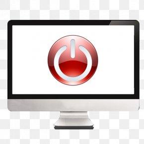Laptop - Laptop Computer Monitor Icon PNG