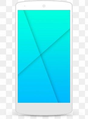 Roach - Aqua Turquoise Azure Teal Electric Blue PNG