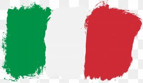Italy Flag - Flag Of Italy Flag Of France PNG