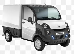 Pick Up - Aixam Car Electric Vehicle Van Pickup Truck PNG