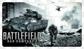 Battlefield: Bad Company - Battlefield: Bad Company 2: Vietnam Battlefield 2 Video Game Xbox 360 PNG