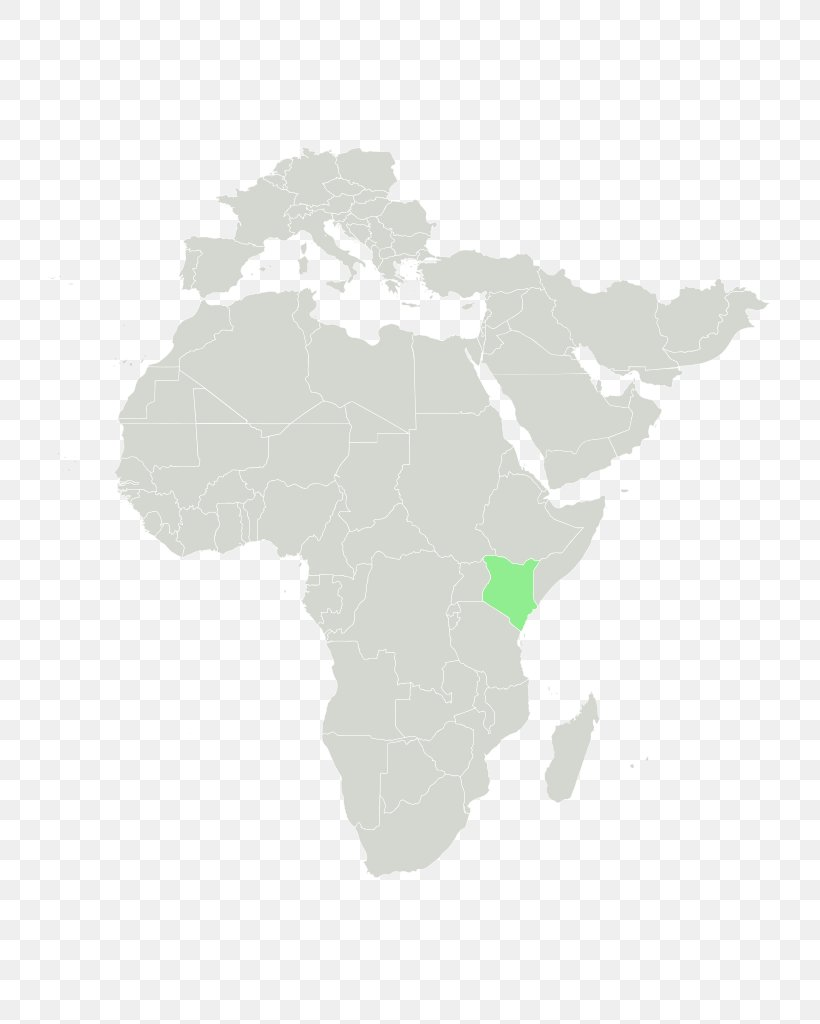 Europe The Middle East And Africa North Africa Europe The Middle East And Africa Map Png