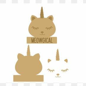 Animal 3d - Cat Crafty Pig Designs Ltd Mammal Animal Dog PNG