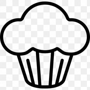 Cake - English Muffin Cupcake Bakery PNG