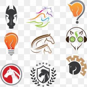Vector Horse Logo Design - Logo Clip Art PNG