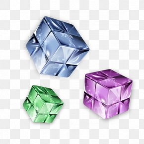 3D Cube - Rubiks Cube Puzz 3D Three-dimensional Space PNG