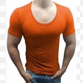 T-shirt - T-shirt Fashion Sleeve Collar PNG