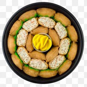 Sushi - Spam Musubi Takuan Vegetarian Cuisine Sushi Hot Dog PNG
