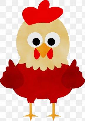 Beak Rooster - Bird Chicken Cartoon Rooster Beak PNG