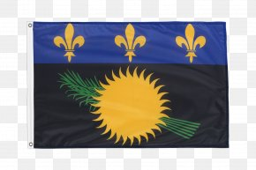 Flag - Flag Of Guadeloupe National Flag Flag Of France PNG