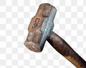 Hammer Tool - Sledgehammer Tool Splitting Maul PNG