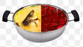 Duck Soup Pot Inside - Hot Pot Black Soup Crock PNG