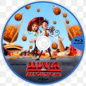 Cloudy With A Chance Of Meatballs - Sam Sparks Flint Lockwood Cloudy With A Chance Of Meatballs Film Sony Pictures Animation PNG