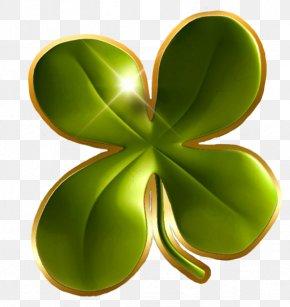 St Patricks Day - Shamrock Saint Patrick's Day Four-leaf Clover Leprechaun PNG